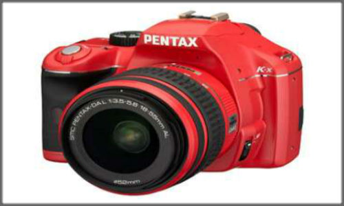 Firmware latest software updates for Pentax K5 camera