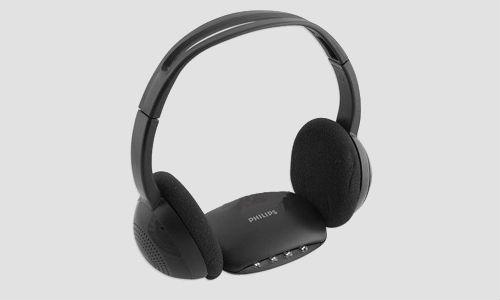 Philips SHC 1300 headphone for unlimited music