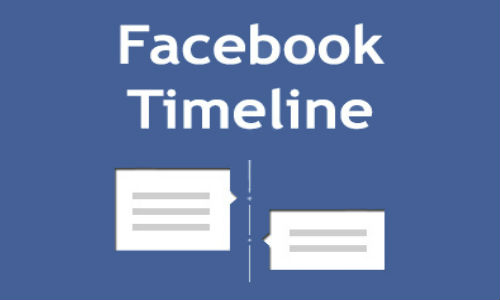 Reasons to stop complaining about Facebook Timeline