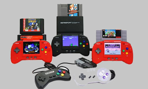 Retro Bit releases gaming handhelds