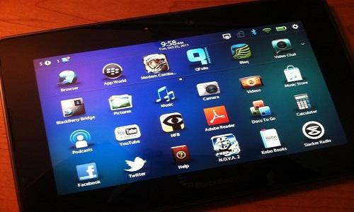 RIM brings in Playbook OS 2.0