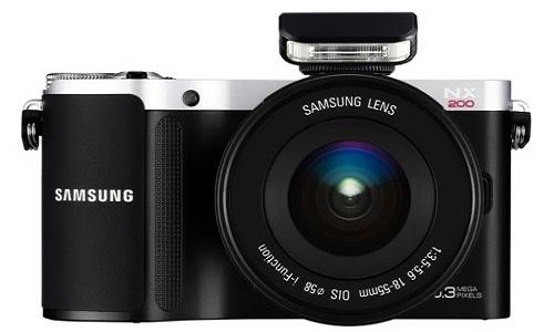 Samsung's NX200 RS, a retro styled Digital camera