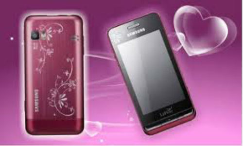 This Valentine's boosts sales of New Samsung Wave Y phone