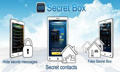 Secret Box: An Android App