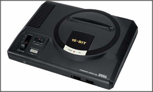 Sega Mega drive ahead in the best console battle