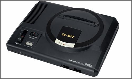 Sega Mega drive ahead in the best console battle