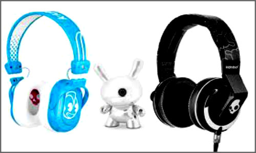 Skull Candy introduces Mix Master over the ear headphones