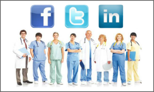 Social Media brings changes in healthcare