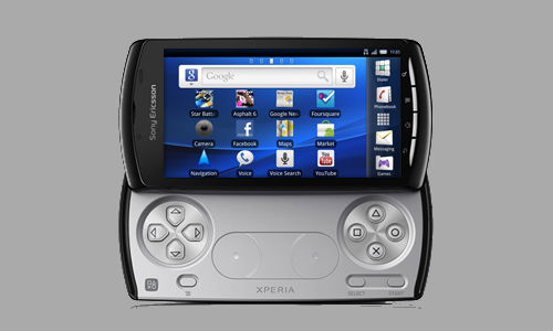 Sony Xperia Play android smartphone updated with the Ice cream sandwich operating system