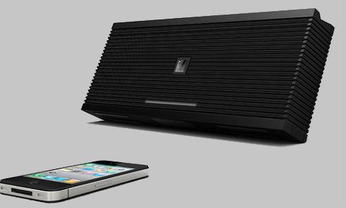 Sound Kick portable wireless music speaker