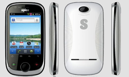 Spice Mi 280 an affordable phone with advanced data transfer features
