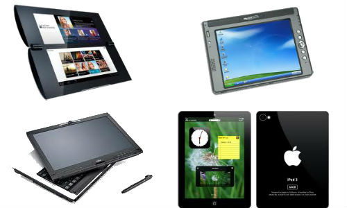 Top 5 reasons why you should be switching to Tablet PCs in 2012