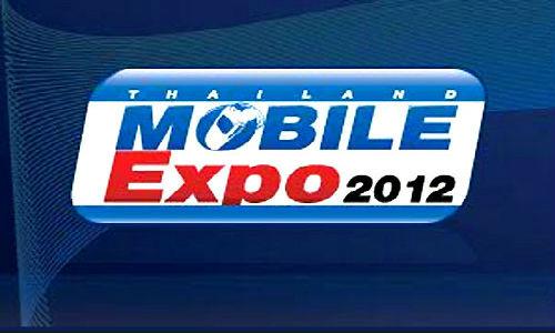 Thailand Mobile Expo 2012 debuts tomorrow