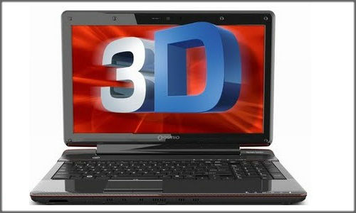 Toshiba Qosmio F755 3D now supports gaming too