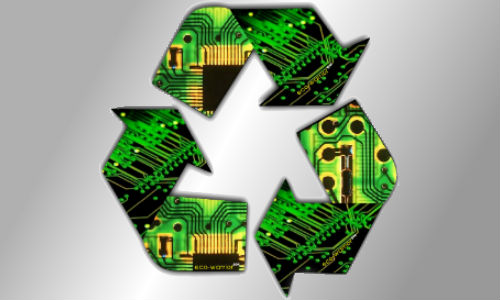 US Micro: E-waste recycling plant
