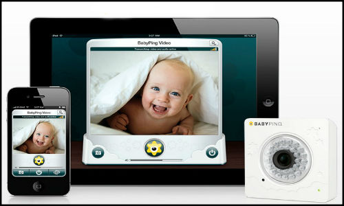 Wi-Fi Baby Monitors