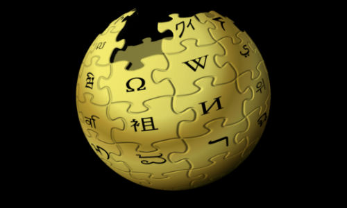 Wikipedia goes black today