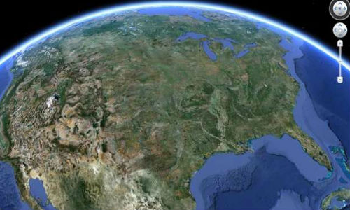 Google Earth 6.2 an improved version of Google Earth