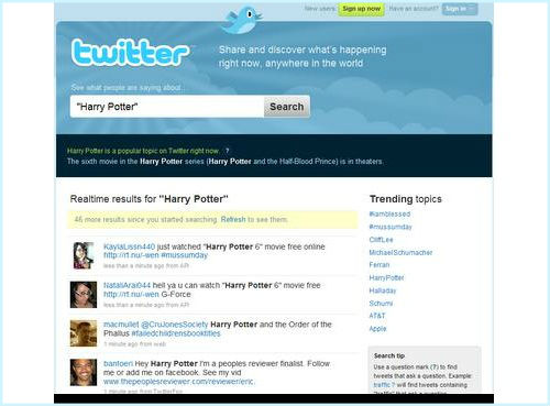 How to use trending topics to get more Twitter followers?