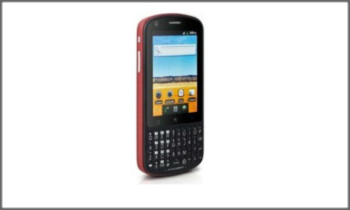ZTE Style Q a compact touch and type Android Phone