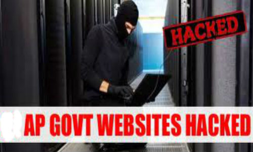 Various websites of Andhra Pradesh Government hacked