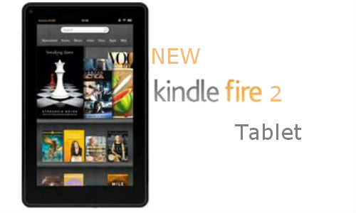 Update on Amazon Kindle Fire 2 tablet launch