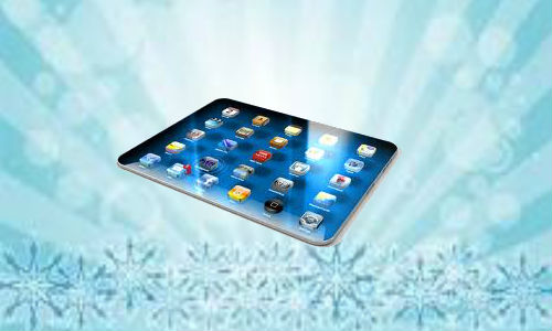 Apple iPad 3 in March