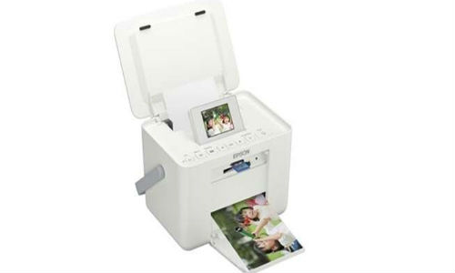 Epson PictureMate PM 245 portable photo printer unveiled