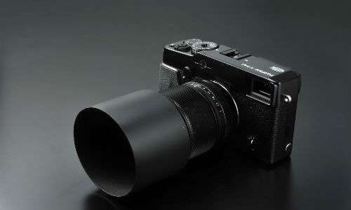 FujiFilm X-Pro 1 digital cameras unveiled