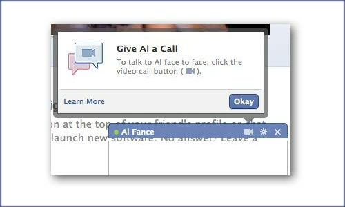 How to activate Facebook video chat?