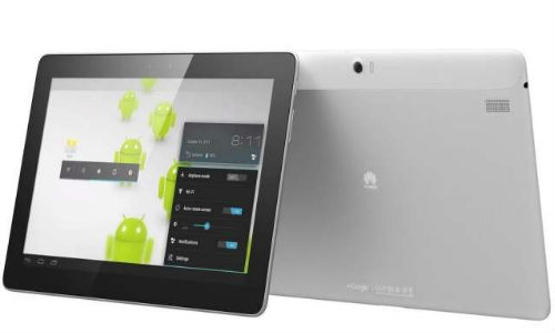 Huawei unveils Media Pad 10 FHD Quad-core ICS Tablet PC