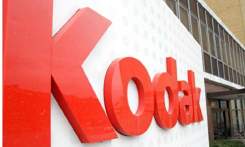 Kodak stops making cameras