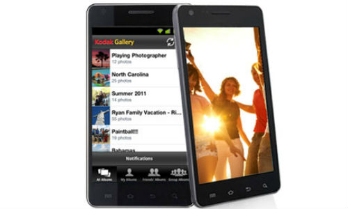 Kodak launches social photo app