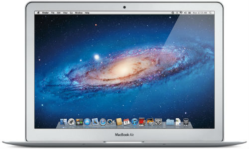 Apple's 13 inch Macbook Air for educational institutions