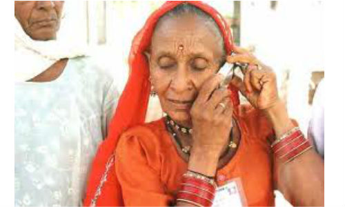 Mobile Phones bringing about Social Change in rural India
