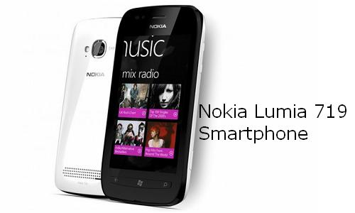 Nokia Lumia 719: An entertainment phone