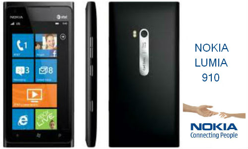 Nokia's Lumia 910 Windows phone surfaces out