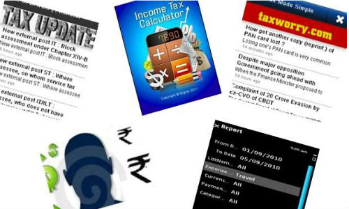 Nokia brings out income tax planner apps