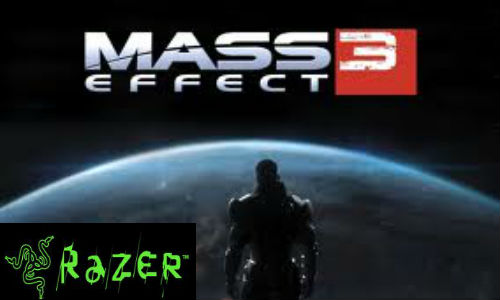 Razer launches Mass Effect 3 branded gaming accessories