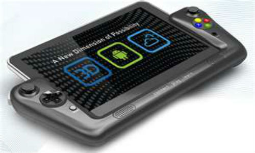 Wikipad a Android 3D gaming tablet with a controller