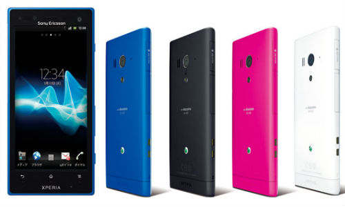 Sony's new Android phone XPERIA ACRO HD