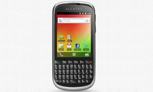 Alcatel launches new Android phone: OT915