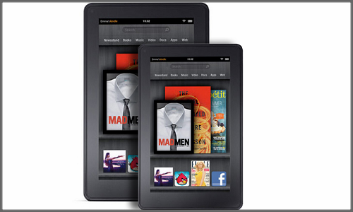 Amazon Kindle new tablet models coming soon