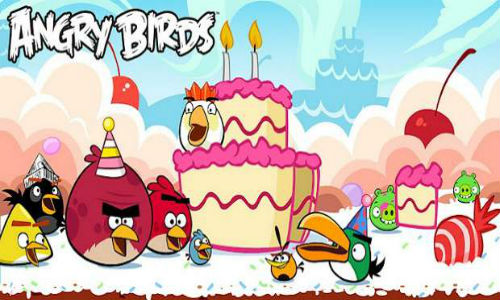 Angry Birds offers new levels