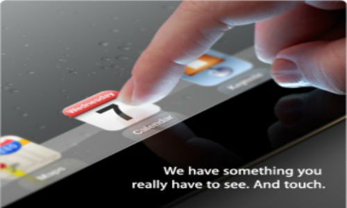 Apple iPad 3 launches on March 7