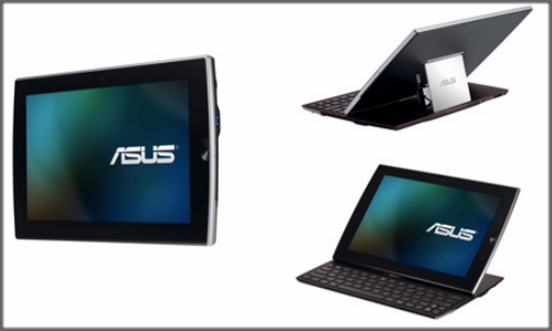 Asus Eee Pad Slider more features out