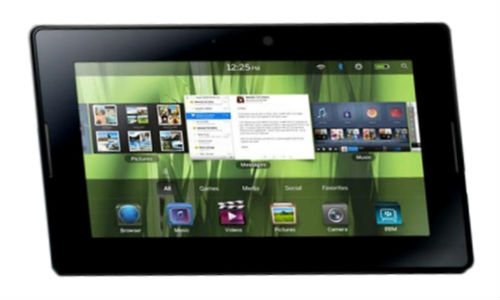 Blackberry Playbook 2.0 OS for launch in MWC 2012