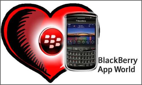 BlackBerry Valentines Day apps