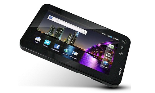 BLU's New  Android Touch Book 7.0