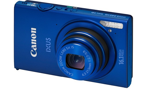 Canon launches 6 camera models with Wi-Fi